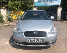 Bán Hyundai Verna 2009, màu bạc, nhập khẩu Hàn Quốc  giá 180 triệu tại Hà Nội