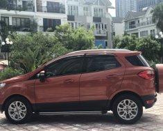 Bán ô tô Ford EcoSport 1.5L AT Titanium năm sản xuất 2016, màu cam giá 528 triệu tại Hà Nội