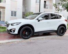 Gia đình bán xe Mazda CX 5 2013, màu trắng, xe nhập, giá chỉ 630 triệu  giá 630 triệu tại Bình Định
