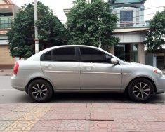 Bán xe Hyundai Verna đời 2008, màu bạc, nhập khẩu giá 180 triệu tại Quảng Ninh