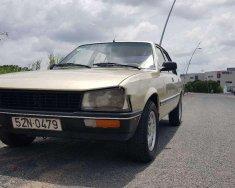 Bán Peugeot 505 SR 2.0 đời 1980, màu vàng, xe nhập giá 45 triệu tại Tp.HCM