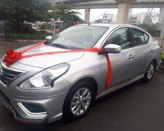 Bán Nissan Sunny XV đời 2019, màu bạc, tự động, bản cao cấp nhất, hỗ trợ vay 80% lãi thấp giá 498 triệu tại Đà Nẵng