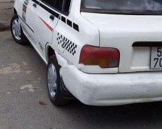 Bán ô tô Kia Pride đời 1995, màu trắng, nhập khẩu, còn chạy tốt, êm giá 38 triệu tại Tp.HCM