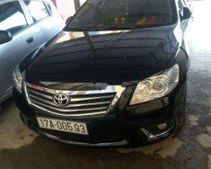 Bán Toyota Camry 2.4G năm 2011, màu đen, chính chủ   giá 750 triệu tại Thái Bình