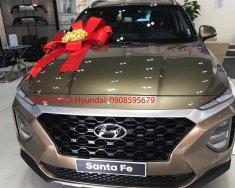 Hyundai Santafe 2019 đâỳ đủ phiên bản và màu giao giá 1 tỷ tại Tp.HCM