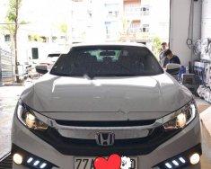 Bán Honda Civic năm 2018, màu trắng, nhập khẩu giá 770 triệu tại Bình Định