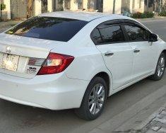 Bán Honda CIVIC 2.0AT màu trắng, số tự động, sản xuất 2016, biển Sài Gòn, 1 chủ, đi 23000km mới 95% giá 650 triệu tại Tp.HCM