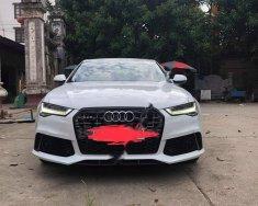 Cần bán Audi A6 1.8 TFSI đời 2015, màu trắng, xe nhập chính chủ giá 1 tỷ 520 tr tại Bắc Ninh
