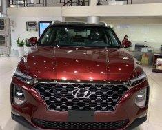 Bán Hyundai Santa Fe dầu cao cấp giá ưu đãi, giao ngay giá 1 tỷ 245 tr tại Tp.HCM