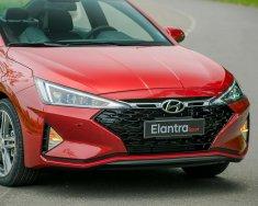 Bán Hyundai Elantra Sport sản xuất 2019, màu đỏ giá 745 triệu tại Tp.HCM