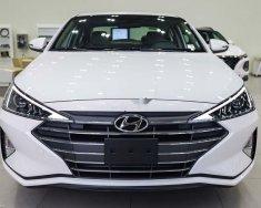 Bán Hyundai Elantra đời 2019, màu trắng, nhập khẩu   giá 580 triệu tại Tp.HCM
