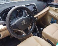 Bán Toyota Vios 1.5E đời 2014, màu bạc, xe gia đình giá 380 triệu tại Bắc Giang