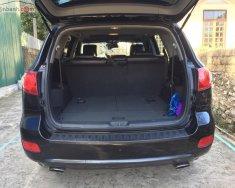 Bán Hyundai Santa Fe SLX đời 2006, màu đen, nhập khẩu  giá 445 triệu tại Hòa Bình