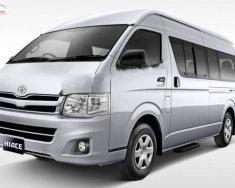 Bán Toyota Hiace đời 2019, màu bạc, xe nhập  giá 920 triệu tại Lâm Đồng