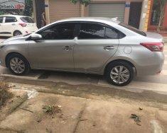 Bán xe Toyota Vios G sản xuất 2016, màu bạc số tự động, 486 triệu giá 486 triệu tại Thái Nguyên