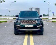 Bán ô tô LandRover Range Rover HSE đời 2013, màu xanh lục, xe nhập giá 4 tỷ 50 tr tại Hà Nội