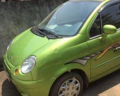 Bán Daewoo Matiz đời 2007, xe nhập, màu xanh cốm giá 60 triệu tại Thái Nguyên