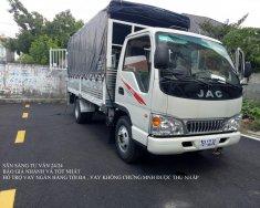 Xe tải JAC 2T4 thùng 4m3 máy Isuzu 2019 trả trước 60tr nhận xe giá 380 triệu tại Đồng Nai