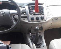 Cần bán Toyota Innova 2.0E đời 2014 chính chủ giá 520 triệu tại Hải Dương