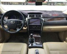 Chính chủ bán lại xe Toyota Camry 2017, màu đen giá 860 triệu tại Hà Nội