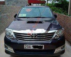 Bán Toyota Fortuner 2.5G đời 2013, màu xám số sàn giá 705 triệu tại Bắc Giang