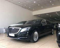 Bán Mercedes-Benz S400 Maybach sản xuất 2016 màu đen, nội thất kem giá 5 tỷ 680 tr tại Hà Nội