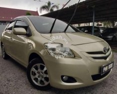 Chính chủ bán Toyota Vios năm sản xuất 2009, màu vàng, xe nhập giá 330 triệu tại Quảng Trị