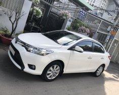 Bán xe Toyota Vios đời 2018, màu trắng giá 525 triệu tại Tp.HCM