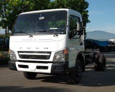 Bán xe tải Fuso Canter 6.5 E4 đời 2019, miễn phí thuế trước bạ, bảo hiểm dân sự giá 602 triệu tại Hà Nội