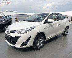 Bán Toyota Vios 1.5E MT sản xuất 2019, màu trắng, giá 490tr giá 490 triệu tại Cần Thơ