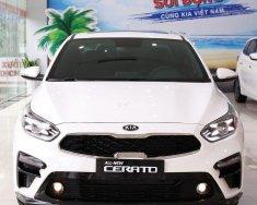 Cần bán xe Kia Cerato sản xuất 2019, màu trắng, giá 615tr giá 615 triệu tại Cần Thơ