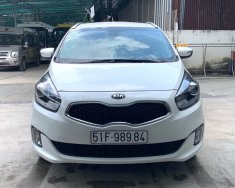 Bán xe Kia Rondo GAT 2.0AT năm 2016, màu trắng, biển SG giá 550 triệu tại Tp.HCM