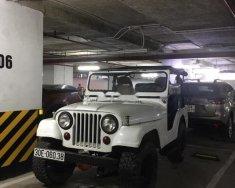 Cần bán lại Jeep CJ năm 1980, màu trắng, 139tr giá 139 triệu tại Hà Nội