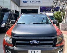 Cần bán xe Ford Ranger Wildtrak 2.2L 4x2 AT đời 2013, màu cam, nhập khẩu giá cạnh tranh giá 528 triệu tại Tp.HCM