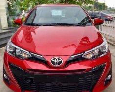 Cần bán xe Toyota Yaris G đời 2019, màu đỏ, nhập khẩu nguyên chiếc giá 635 triệu tại Hà Nội