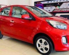 Bán xe Kia Morning Standard MT 2019, màu đỏ, giá 299tr giá 299 triệu tại Kiên Giang