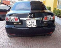 Bán Mazda MX 6 đời 2003, màu đen, xe nhập giá cạnh tranh giá 232 triệu tại Bến Tre