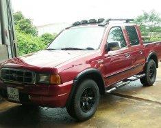 Bán lại xe Ford Ranger 2001, màu đỏ, hai cầu máy dầu giá 121 triệu tại Gia Lai