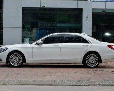 Mercedes S400L sản xuất 2014, mầu trắng giá 2 tỷ 480 tr tại Hà Nội