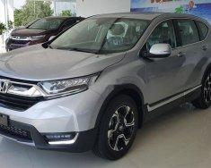 Bán ô tô Honda CR V đời 2019, màu xám, nhập khẩu giá 1 tỷ 93 tr tại Tp.HCM