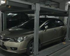 Bán Honda Civic năm sản xuất 2010 bản 2.0 full, màu vàng cát giá 410 triệu tại Hà Nội