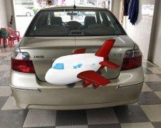 Bán Toyota Vios đời 2004, màu vàng, nhập khẩu, giá chỉ 220 triệu giá 220 triệu tại Cần Thơ