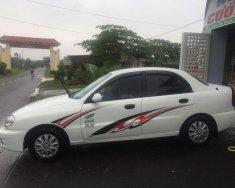 Bán Daewoo Lanos đời 2001, màu trắng, nhập khẩu giá 80 triệu tại Quảng Ngãi