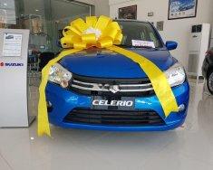 Cần bán Suzuki Celerio năm sản xuất 2019, màu xanh lam, xe nhập giá 329 triệu tại Tp.HCM