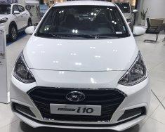 Cần bán xe Hyundai Grand i10 Sedan - Hactchback 2019, đủ màu, loại, sẵn xe giao ngay giá 390 triệu tại Tp.HCM
