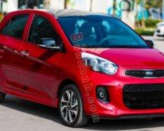 Cần bán xe Kia Morning Luxury 2019, màu đỏ giá 393 triệu tại Lâm Đồng