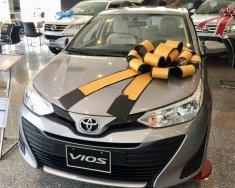 Bán xe Toyota Vios sản xuất năm 2019, màu vàng, 470tr giá 470 triệu tại Đồng Nai