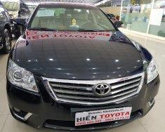 Toyota Camry 2.4G sản xuất năm 2012, màu đen giá 650 triệu tại Tp.HCM