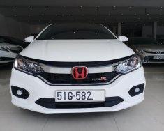 Bán Honda City 1.5CVT 2018, màu trắng, biển SG, giá chỉ 540tr  giá 540 triệu tại Tp.HCM