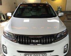 Bán Kia Sorento năm sản xuất 2018, màu trắng, nhập khẩu  giá 895 triệu tại Tp.HCM